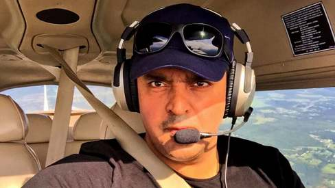 Fakhre Alam to become globetrotter with solo flight attempt 'Mission Parwaaz'