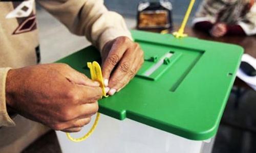PML-N, PTI sanguine about success: Colour contest and ballot battle