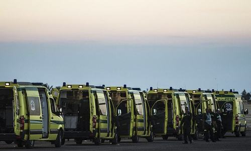 Russian airliner carrying 224 has crashed in Sinai