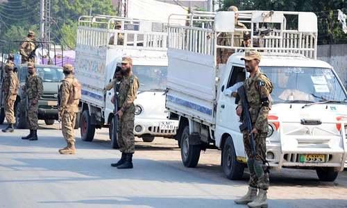11 killed in Khairpur gunfight