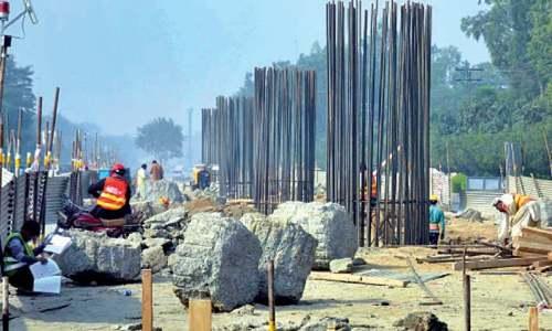 Orange Line may hinder view of Chauburji, Shalamar