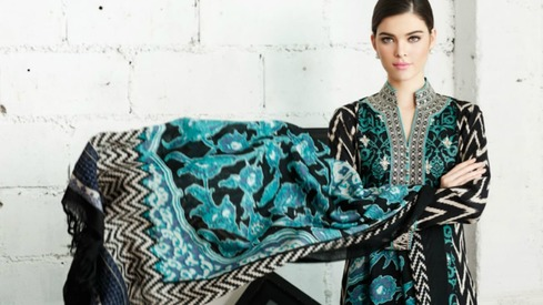It's shawl season: Gul Ahmed's Pashmina Woolen Collection in perspective