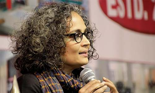 India's Arundhati Roy returns National Award