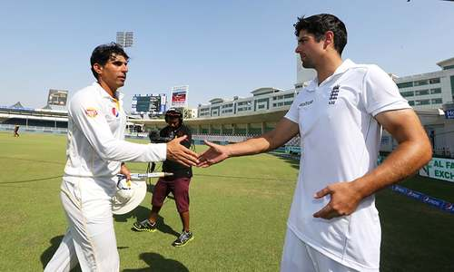 Winning abroad will make Pakistan greater: Misbah
