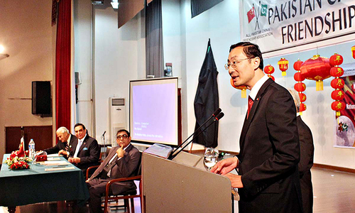 CPEC will help end unemployment in Balochistan, says Chinese envoy