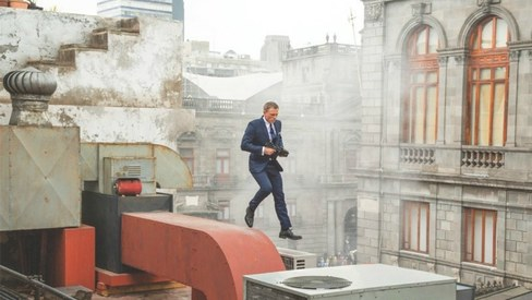 If Spectre is any indication, Daniel Craig has already taken early retirement