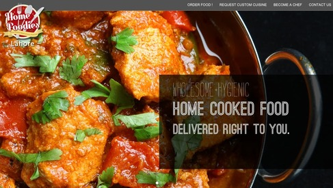 Home Foodies: Promising home cooked grub at your doorstep