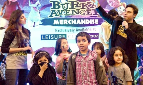 Burka Avenger is now available in action figure form