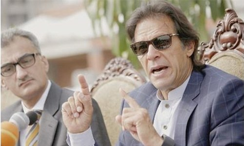 Imran launches donation appeal for Peshawar cancer hospital
