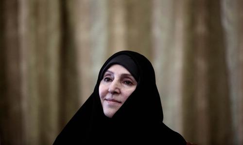 Iran appoints first woman ambassador since revolution