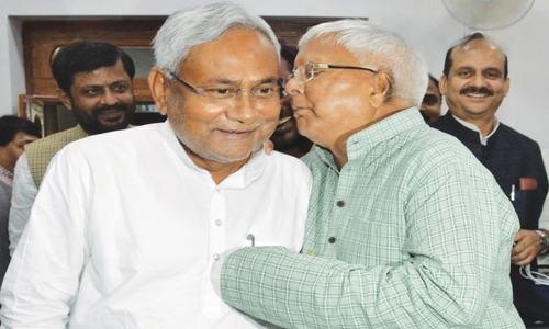 Bihar steals Modi's firecrackers