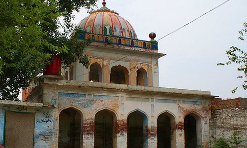 Beyond shiny houses — Lahore's story
