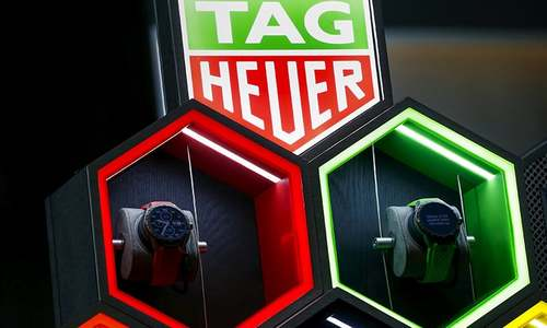 Swiss Tag Heuer teams up with big tech for luxury smartwatch
