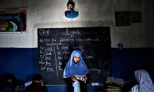 Did MNAs improve education in their constituencies? Barely, says new study
