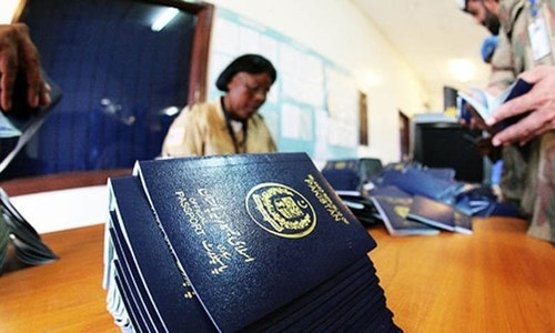 Link down! The horrors of getting your passport renewed in Pakistan