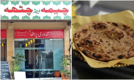 Weekend grub: This paratha place is a hit with Isloo's foodies