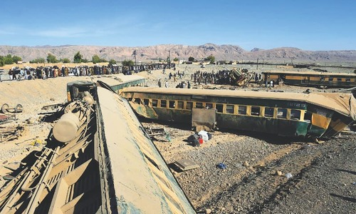 14 killed, over 100 injured as Jaffar Express derails
