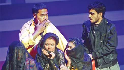 Napa's Young Directors' Theatre Fest: First play 'Khel Khel Mein' sets the bar high