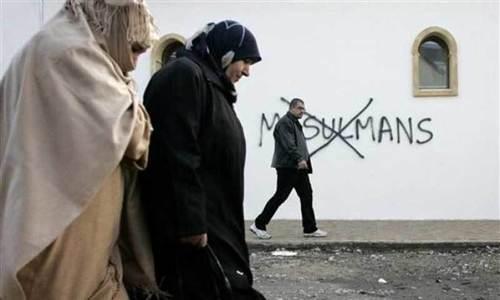 Islamophobia in the West