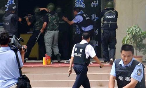 China confirms deadly Xinjiang attack, says suspects killed