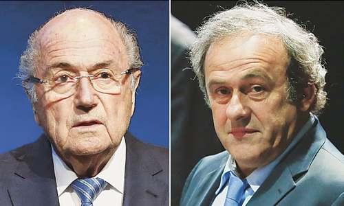FIFA ethics probe asks for sanctions against Blatter, Platini