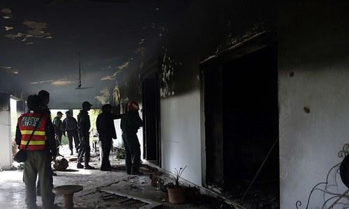 All angles of Jhelum arson attacks will be probed: Rana Sanullah