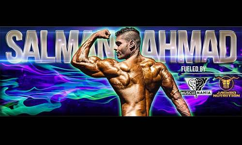 Mr Musclemania World 2015: Pakistani bodybuilder clinches gold