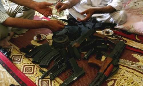 Elements in Pakistan, Afghanistan major sources of terrorist financing: US report