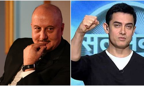 You need to spread hope, not fear: Anupam Kher to Aamir Khan