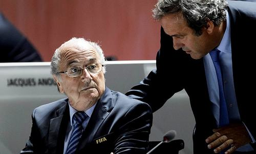 FIFA's ethics committee wants life ban on Platini