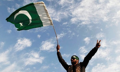 Liberal democracy was the core ideology of Pakistan's founding