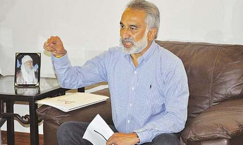 Imran's message conveyed to Dr Mirza