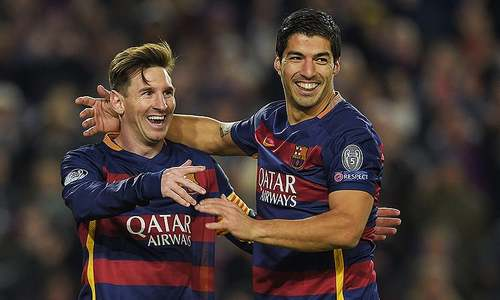 Champions League: Brilliant Barca, Bayern through to last 16