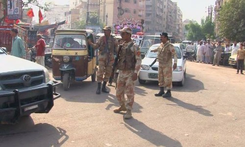 One dead, four injured in Lea Market remote-controlled blast
