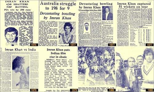 عمران خان: جس نے پاکستان کرکٹ ہمیشہ ہمیشہ کیلئے بدل دی