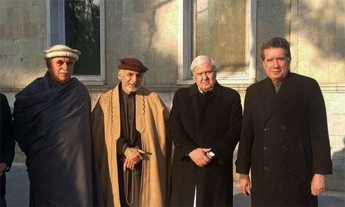 Pakhtun political leadership to visit Afghanistan