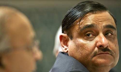 Dr Asim Hussain booked under terror charges