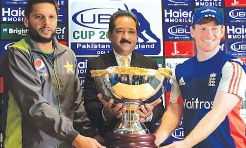 Pakistan, England meet with focus on World T20