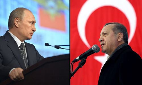Russia, Turkey refuse to back down over warplane downing