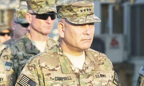 Mistake behind attack on Afghan hospital: US general