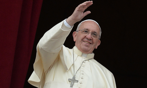 Pope says Christian-Muslim dialogue essential for peace