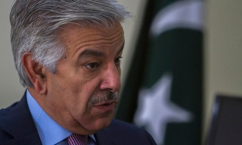 Pakistan fully capable of defending itself from Indian aggression, says defence minister