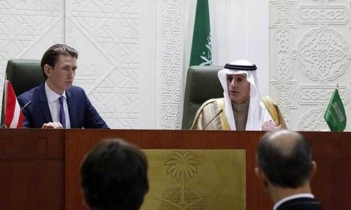 Saudi Arabia says military option in Syria still viable
