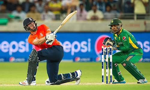 1st T20: Billings stars as England beat nervy Pakistan by 14 runs