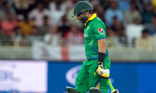 In pictures: Pakistan carry losing streak into T20 series