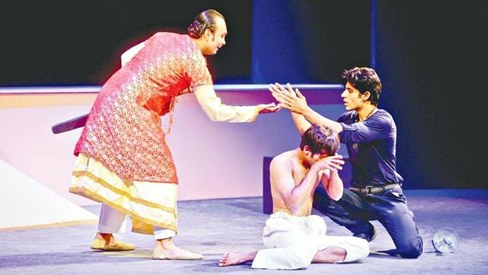 Young Directors' Theatre Fest: The tale of Hatim Tai is not for the faint-hearted