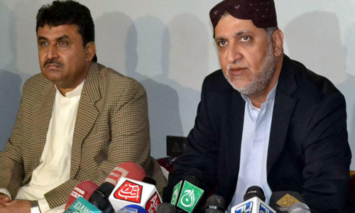 Government in ambiguity over Balochistan dialogue, says Akhtar Mengal
