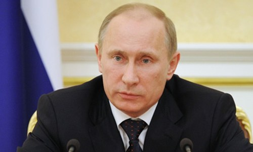 Putin agrees not to bomb pro-West groups fighting IS
