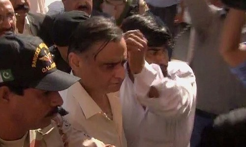 Dr Asim's mother moves SHC for fair probe