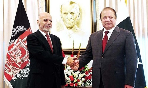Bilateral ties: Nawaz likely to meet Afghan president in Paris